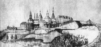 Ферапонтов монастырь, 1835 год