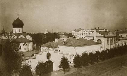 Дом для престарелых 6 в москве