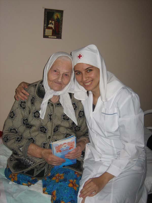 Дом ухода за пожилыми престарелыми и инвалидами